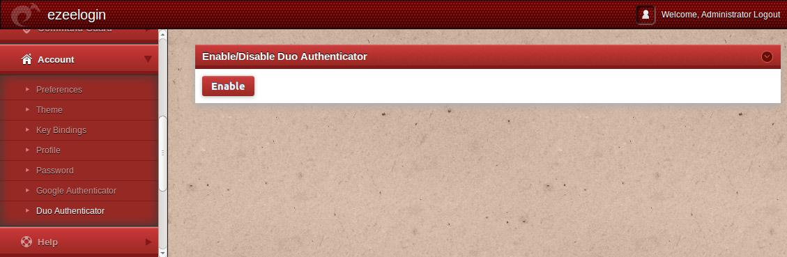 DUO Authenticator